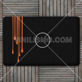 Vinilo Decorativo Para Laptop: Goteras Mini