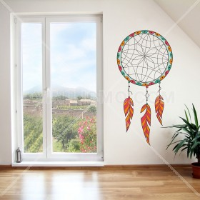 Vinilo Decorativo: Dreamcatcher impresión