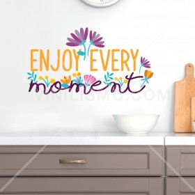 Vinilo Decorativo:  Enjoy