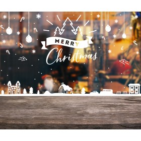 Featured products Vinilo Decorativo:  Christmas City