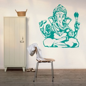 Wall Decal: Ganesha