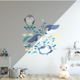 Featured products Vinilo Decorativo: Pingus
