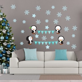 Featured products Vinilo Decorativo:  Pingüinos