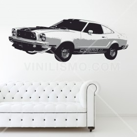 Wall Decal: Cobra