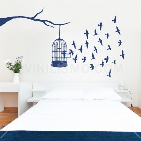 Wall Decal: Gran Escape