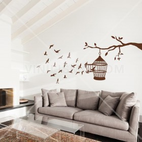 Wall Decal: Gran Escape 2