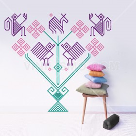 Wall Decal: Árbol de la vida