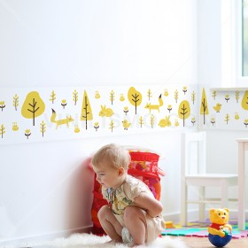 Kids Wall Border 16
