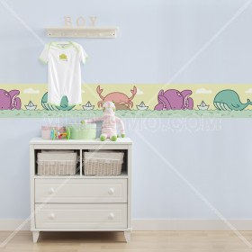 Kids Wall Border 28