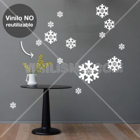 Wall Decal: Copos