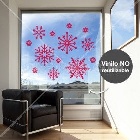 Wall Decal: Copos 3