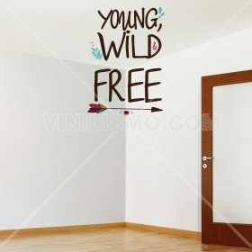Vinilo anamórfico: Young Wild and Free